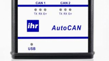 Auto-CAN CANアナライザ