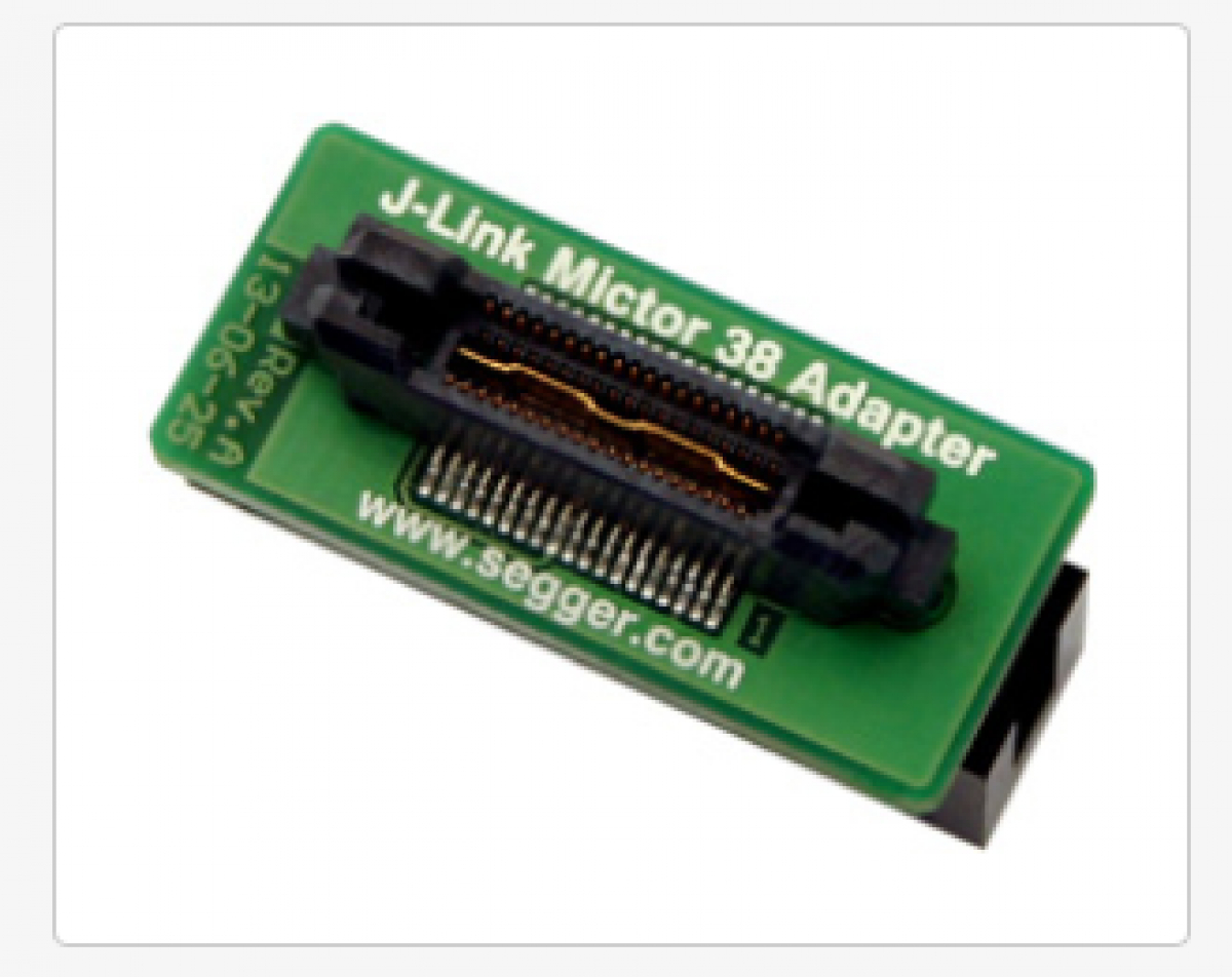 J-Link Mictor 38 Adapter