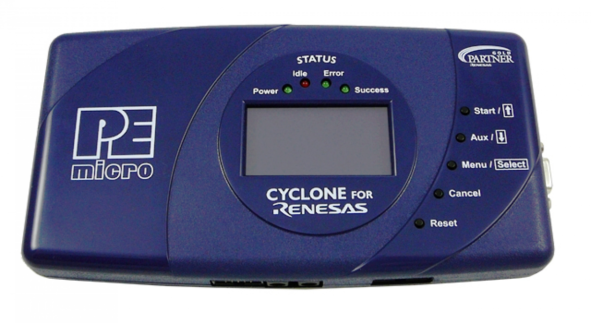 Cyclone for Renesas
