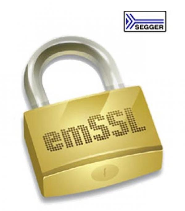 emSSL暗号ライブラリハードウェアアクセラレーション:STM32