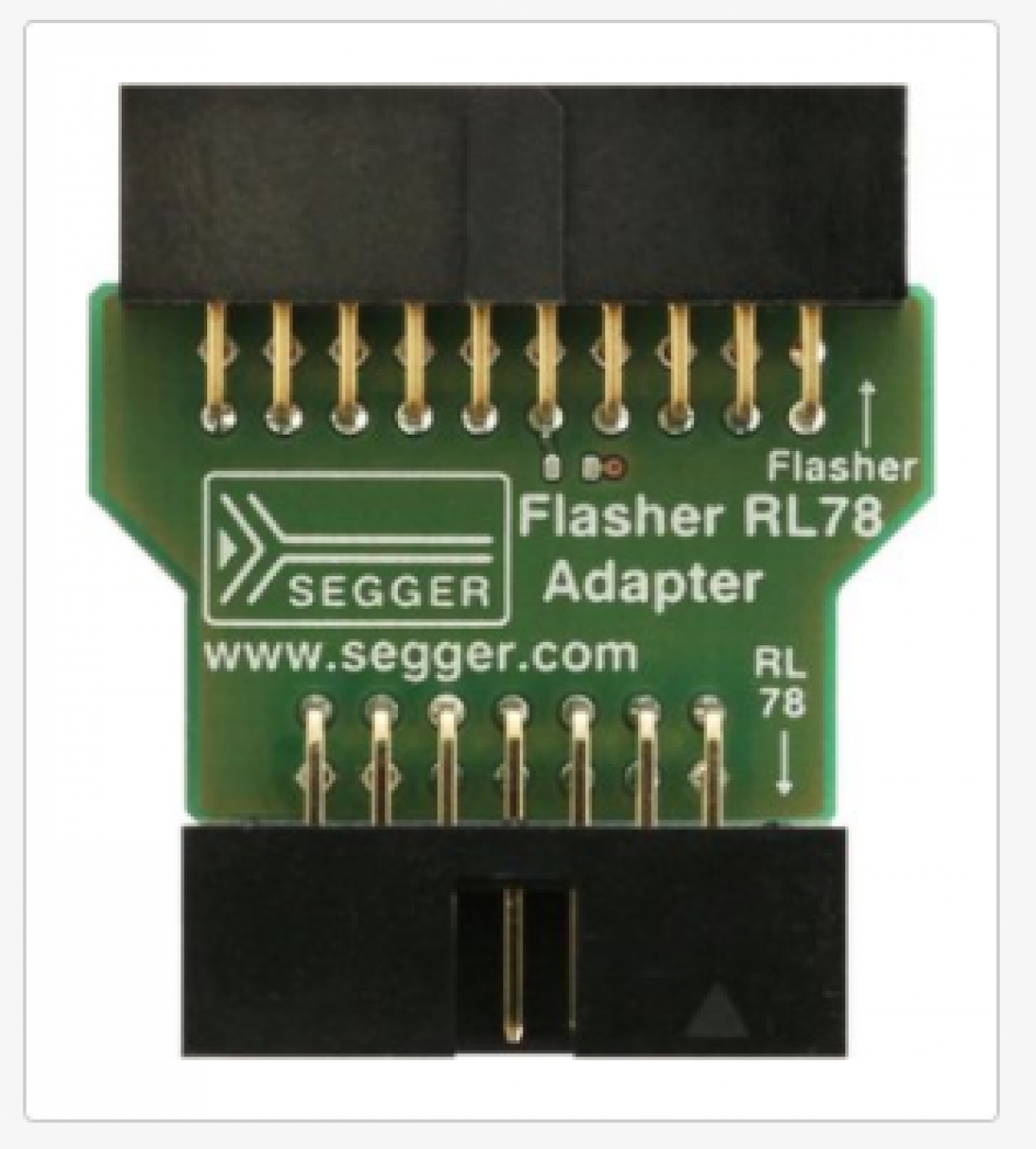 RL78 14Pin Programming Adapter
