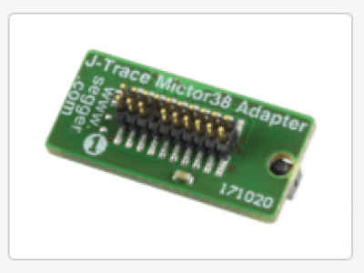 J-Trace Mictor38 Adapter